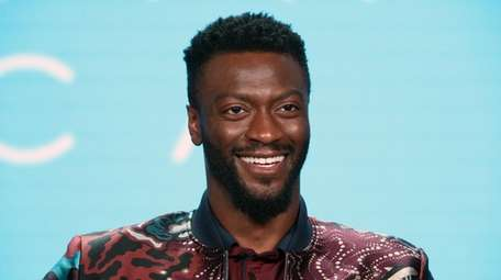 """Aldis Hodge of """"City on a Hill"""" speaks"""