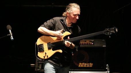 Bassist Michael Manring.