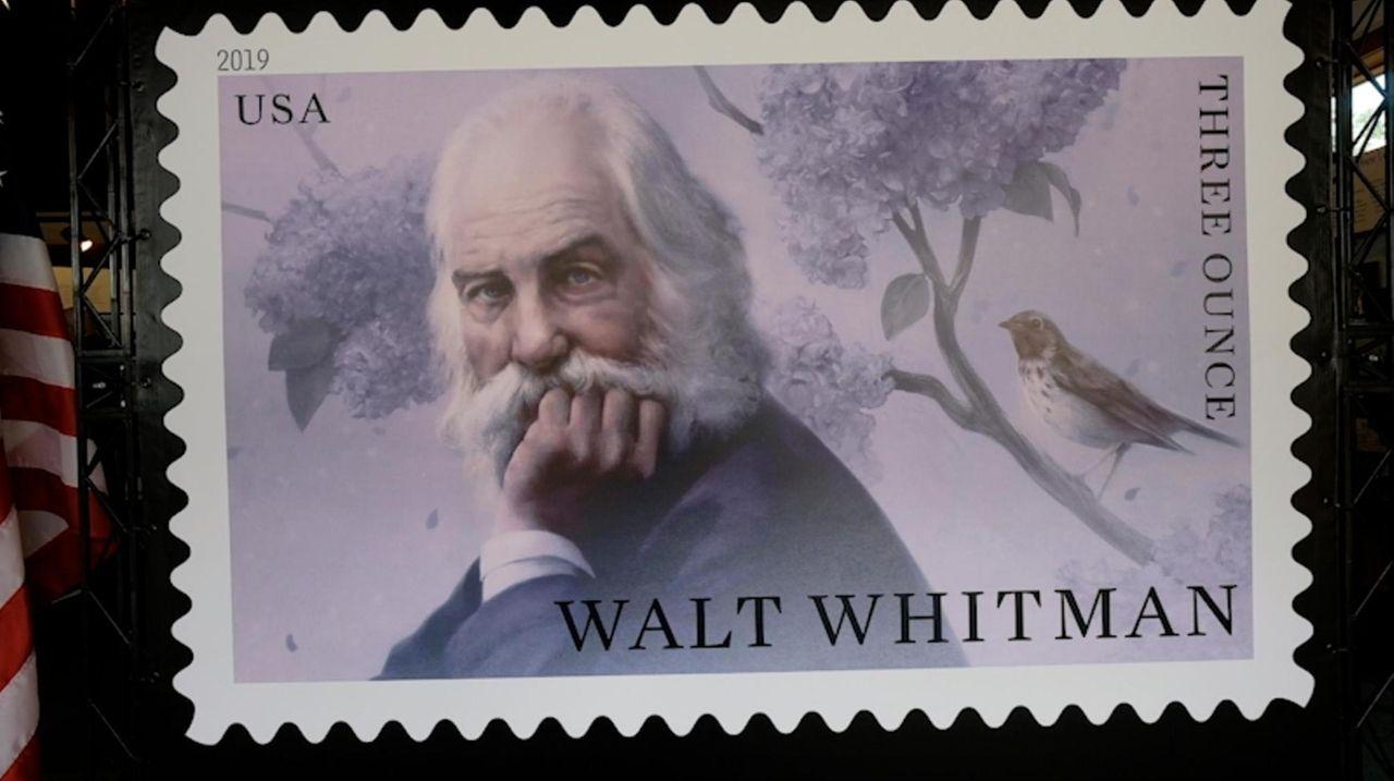 The U.S. Postal Service on Thursday unveiled a