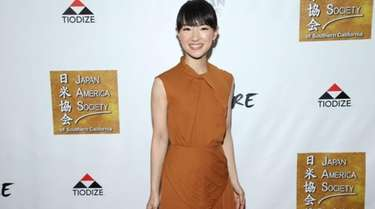ANAHEIM, CALIFORNIA - JULY 11: Marie Kondo attends