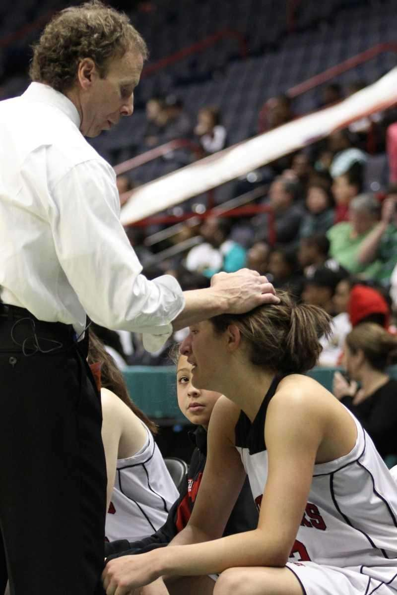 Long Island Lutheran's Yuni Sher gets attention from