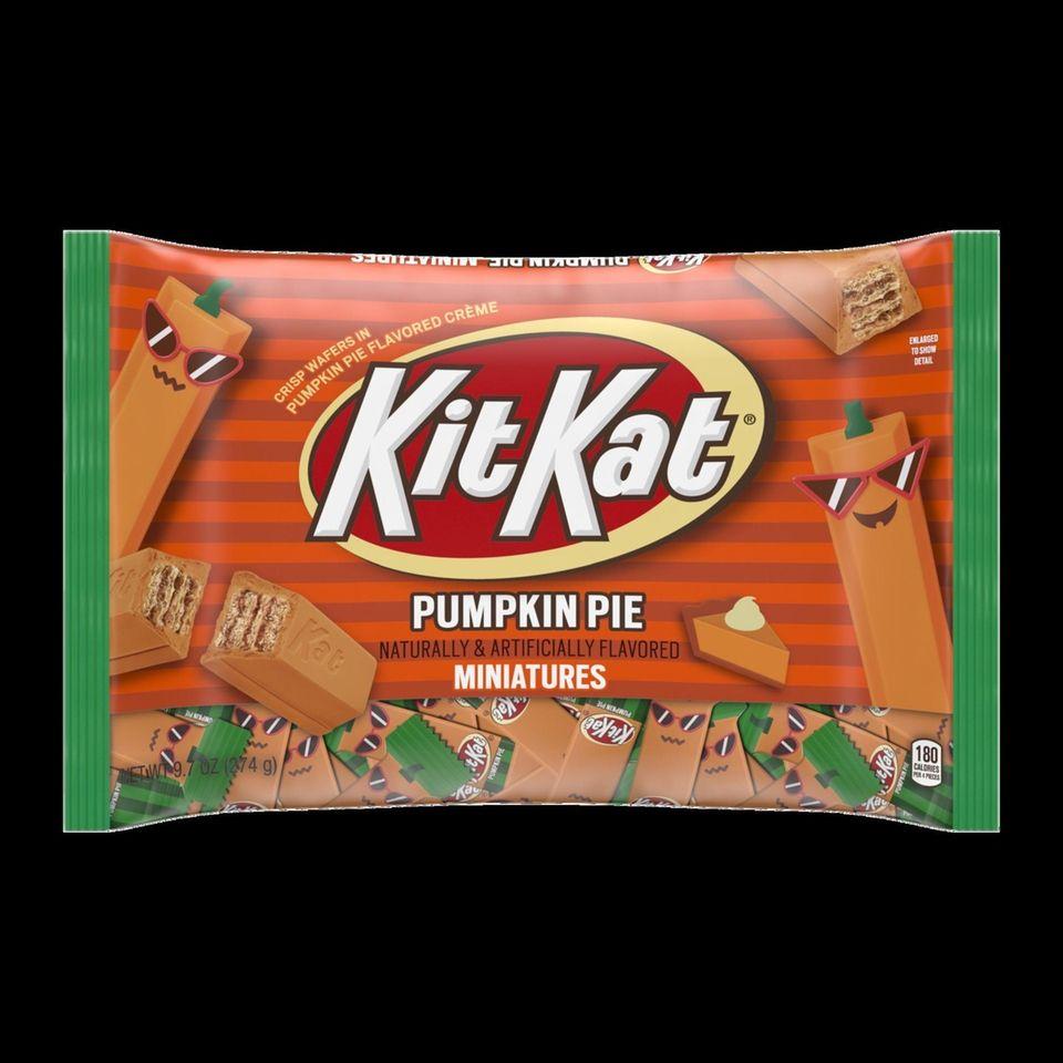 Kit Kat transforms into a seasonal treat for