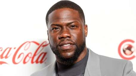 Kevin Hart attends the Big Screen Achievement Awards