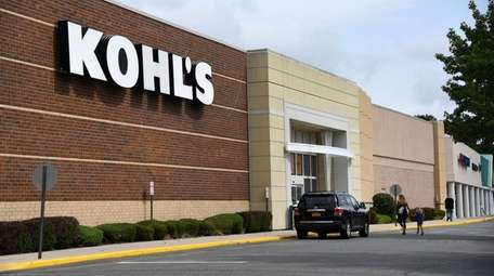 The Kohl's on Nesconsert Highway in Setauket was