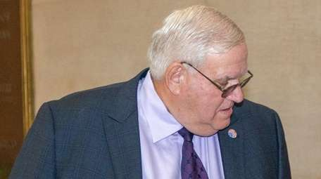 Former Town of Oyster Bay Parks Commissioner Frank
