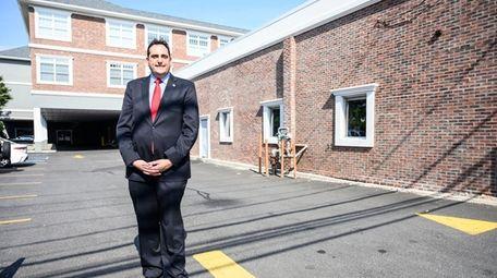 Huntington Supervisor Chad A. Lupinacci said the town