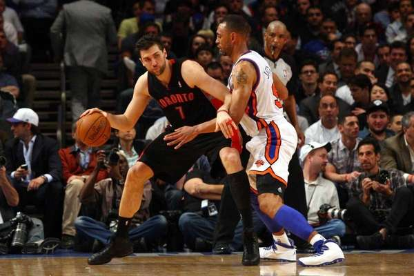 BREAK OUT SEASON In 2010, Bargnani had his