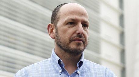 Stony Brook University professor Geoffrey Girnun leaves federal