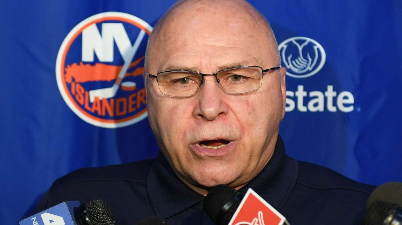 Best: Trotz got chance to catch his breath this summer