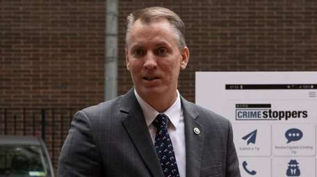 NYPD Chief of Detectives Dermot Shea discusses a