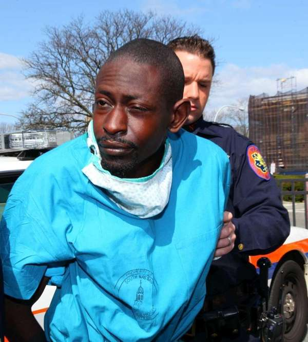 Christopher Sargeant, accused of stabbing a Nassau County