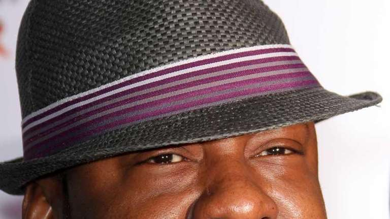 Recording artist Bobby Brown attends The Black Eyed