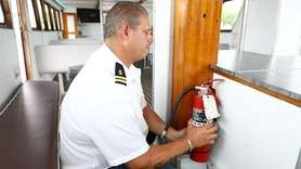 Long Island passenger boat captains talk about safety