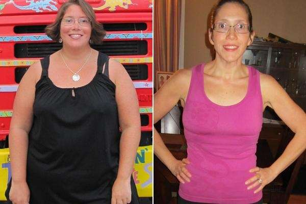 Jennifer Knecht realized she had to lose weight