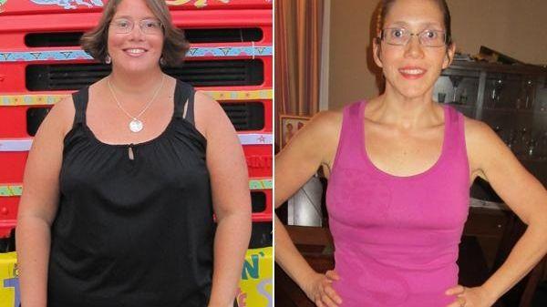 Jennifer Knecht realized she had to lose weight