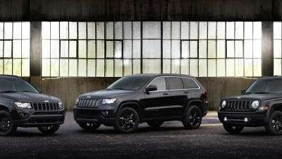Jeep Altitude model editions.