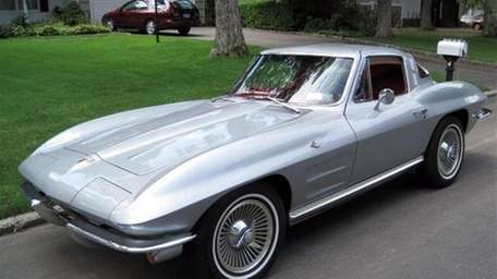 THE CAR AND ITS OWNER 1964 Chevrolet Corvette