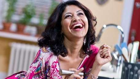 Bal Arneson is the host of Cooking Channel's