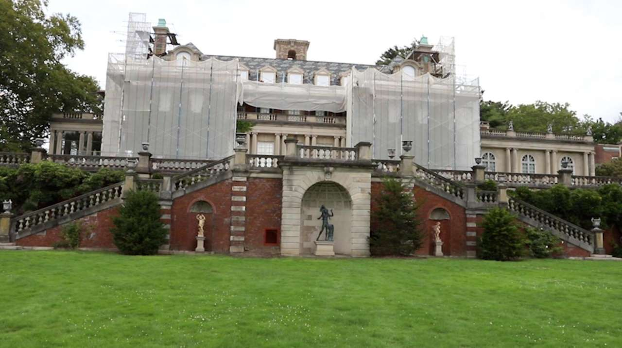 A multifaceted restoration effort is underway at Old