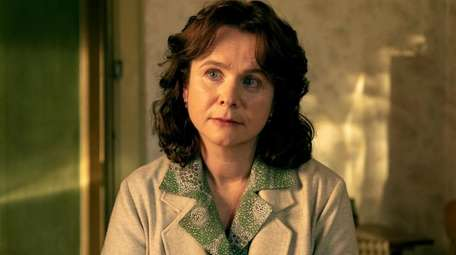 Emily Watson in the finale episode of HBO's