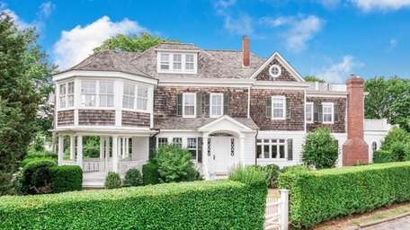 This Bellport Village home is listed for $2.5