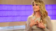 Christie Brinkley appears on NBC News' quot;Today.quot;