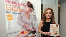 Chef Giada De Laurentiis at quot;Weeknights With Giadaquot;