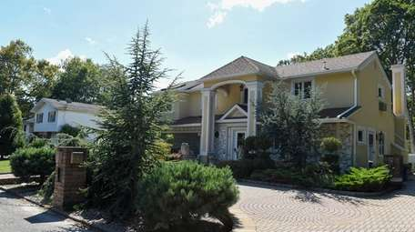 This home in Central Islip is listed for