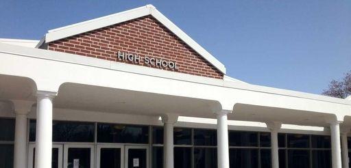 Jericho High School, located at 99 Old Cedar