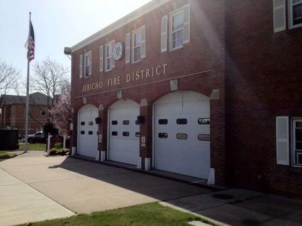 The Jericho Fire Department is located at 424