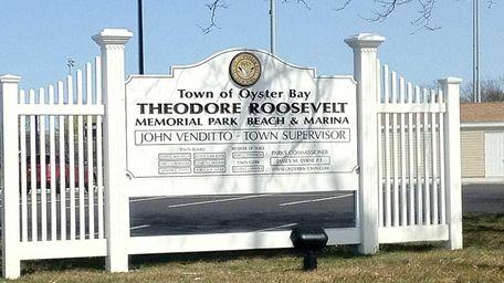 Theodore Roosevelt Memorial Park Beach and Marina is