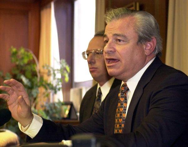THOMAS GULOTTA NASSAU - 1987-2001 Nassau County Executive
