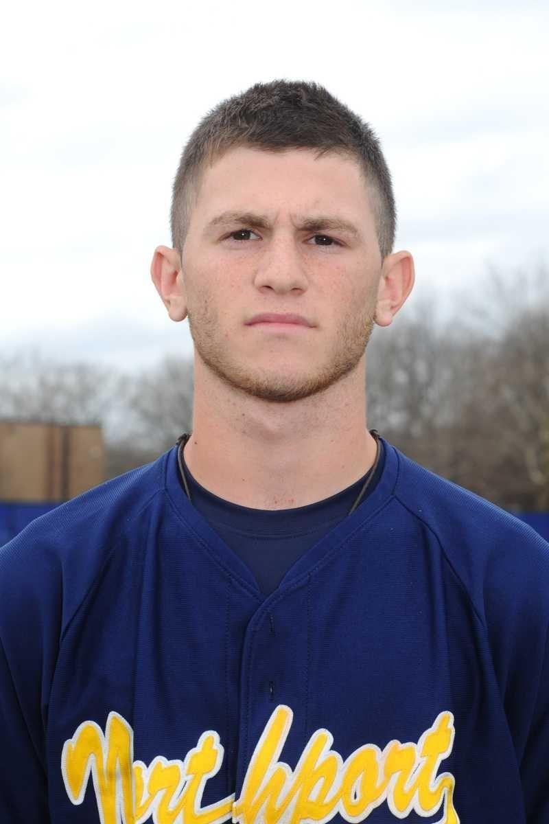 BRANDON FISCHER Northport Pitcher Senior