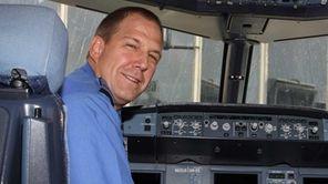 A file photo of Capt. Clayton Osbon at