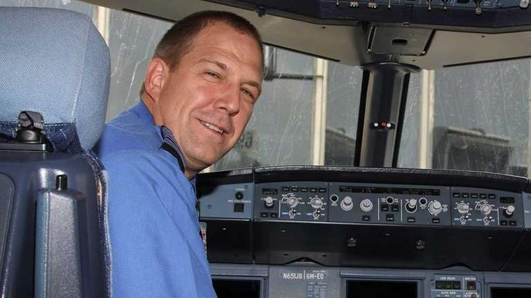 A file photo of Capt. Clayton Osbon at