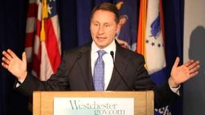 Westchester County Executive Rob Astorino discusses the development