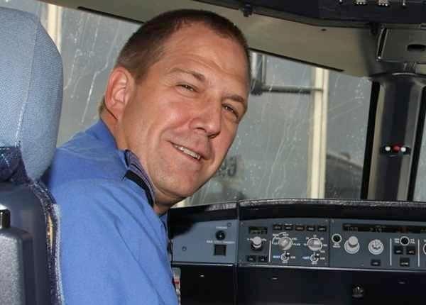 JetBlue Airways Capt. Clayton Osbon was subdued by