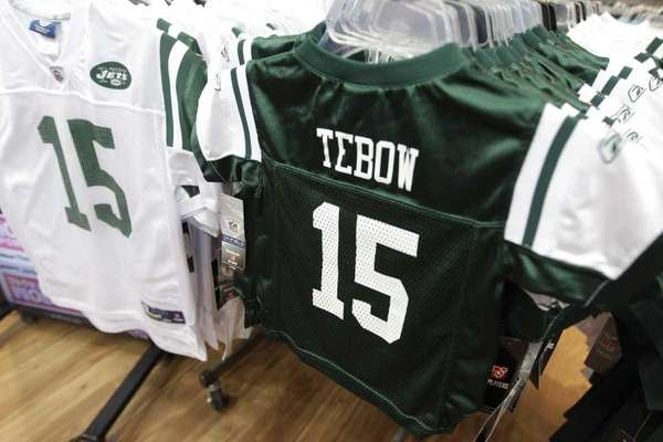 Reebok brand Tebow apparel is at the core