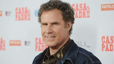 Will Ferrell arrives at the premiere of Pantelion