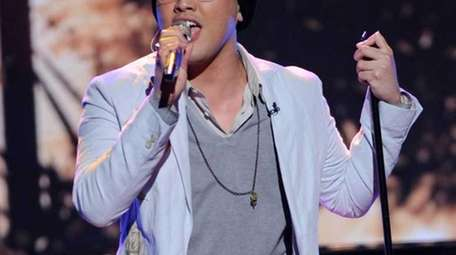 Heejun Han got serious with Donny Hathaway's version
