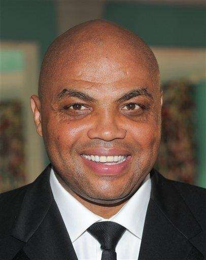 Charles Barkley attends the gala opening of The