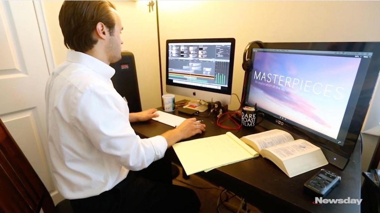 Filmmaker Cristian Murphy has a new documentary that