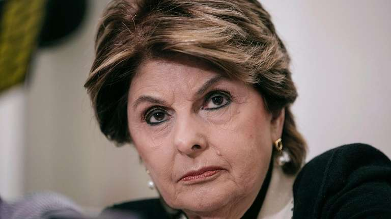 Attorney Gloria Allred was inducted into the National