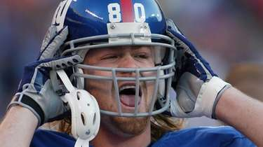 Jeremy Shockey has not been back to East