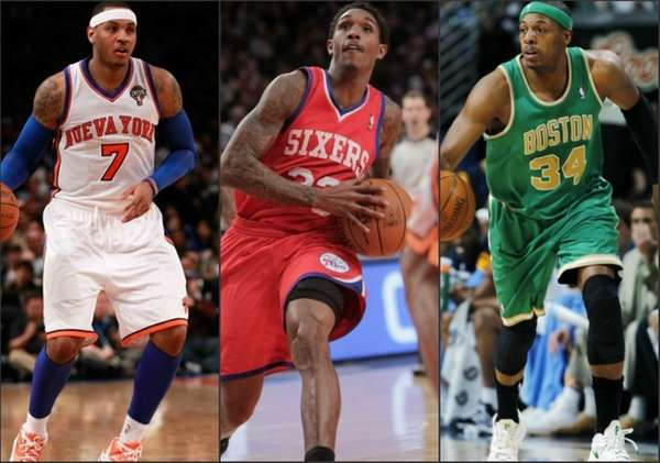 Carmelo Anthony and the Knicks, Lou Williams and