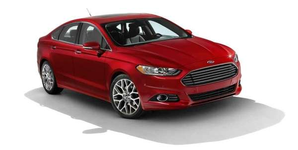 The 2013 Ford Fusion will be one of
