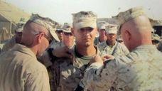 Bart Ryan at Al-Taqaddum Airbase, west of Baghdad,