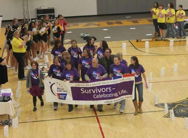 A group of cancer survivors opens Adelphi University's