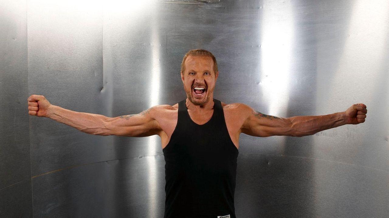 Diamond Dallas Page S Yoga System Enters Chris Jericho Cm Punk Wrestlemania Match Newsday