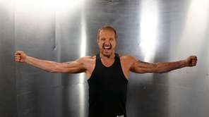 Former world champion Diamond Dallas Page.